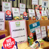 Firenze: il made in Tuscany falso in mostra… in gabbia