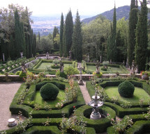 """Discovering the secret landscapes with """"Views of the gardens of the Villa Fiesole and Money"""""""