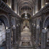 "Siena: for the first time visited the ""sky"" of the Cathedral"