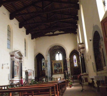 Artistic Itineraries: the Church of S.Agostino